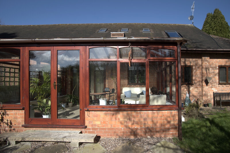 Solid Roof Conservatories in Lincoln Lincolnshire